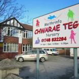 Chwrae Teg Nursery