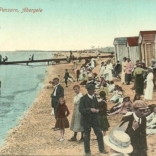 Pensarn Beach Bathing