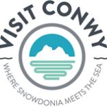 Visit Conwy logo