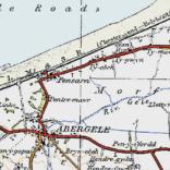Belgrano 1922 Map