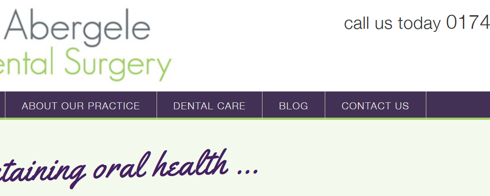 Abergele Dental Surgery 1
