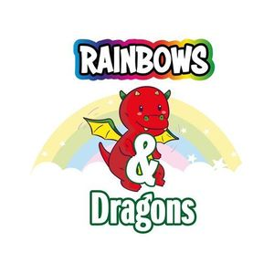 Rainbows Dragons