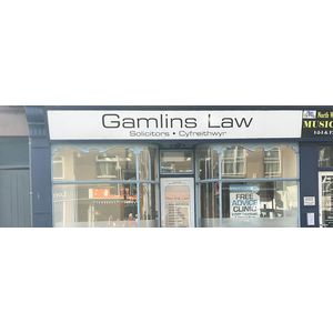 Gamlins Abergele Solicitors Office