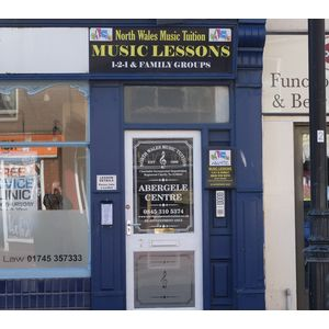 North Wales Music Tuition Abergele